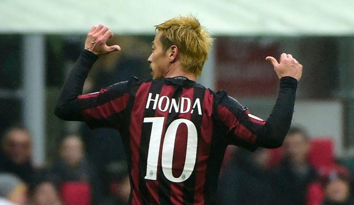Milan: Liga o Premier per Honda