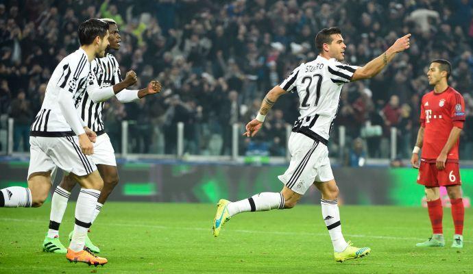 Juventus, parotite per Sturaro