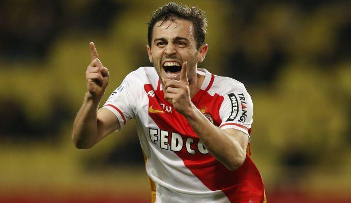 Il Man United insidia la Juve per Bernardo Silva