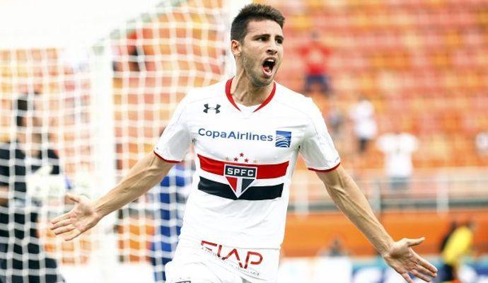 Dal Brasile: 'Calleri, contratto con l'Inter'