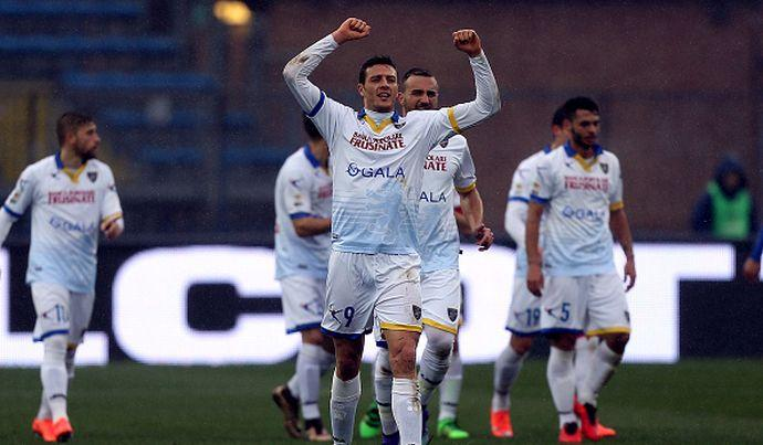 Hellas Verona-Frosinone 1-2: GOL E HIGHLIGHTS
