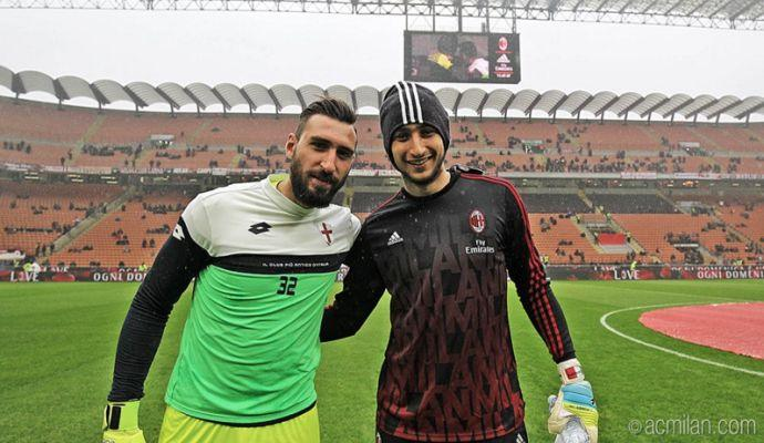 Maglia Home AC Milan ANTONIO DONNARUMMA
