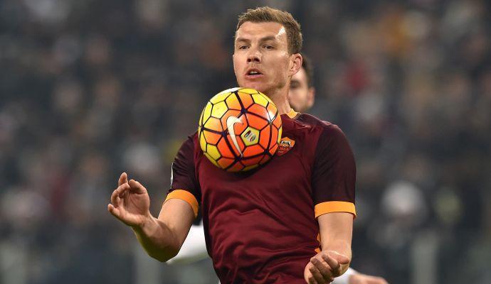 La Roma vince senza Dzeko. Voi lo fareste giocare ancora?