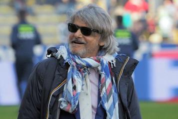 Ferrero Sampdoria sorriso