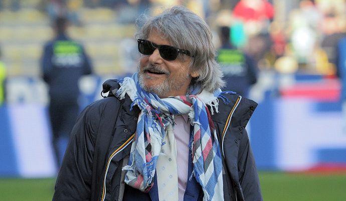 Samp, Ferrero:  'Ripartiremo da Montella'
