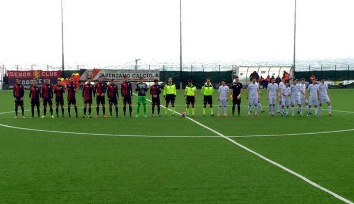 U17 Genoa: domani il derby decisivo contro la Sampdoria