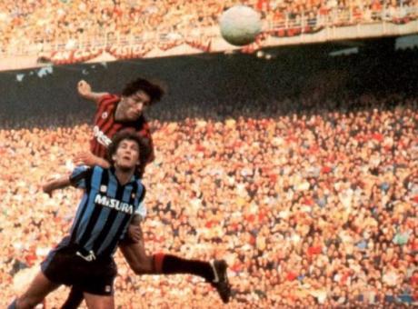 I tifosi del Milan volevano Voeller, ma arrivò 'Attila' Hateley. E fu il delirio