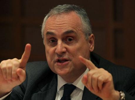 Lazio, trattativa per la cessione ai russi