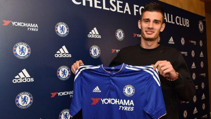 Chelsea: Miazga verso il prestito in Germania