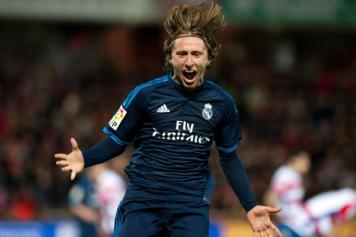 modric, real madrid, 2015/16, esulta