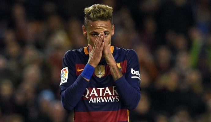 Barcellona: buone notizie sul fronte Neymar