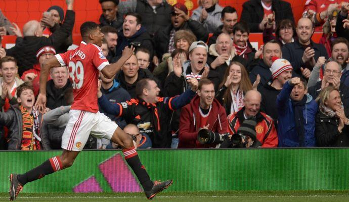 Scarto del City, Rashford meglio di Best