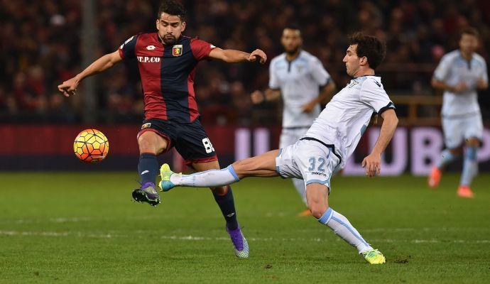 Genoa, Rincon in dubbio per l'Inter