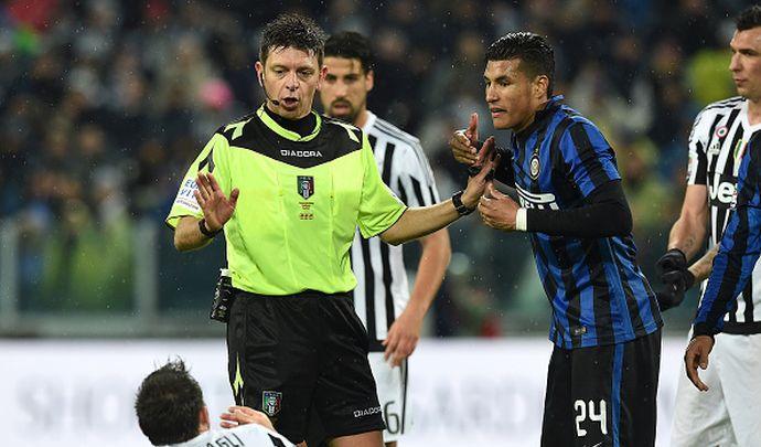 Frosinone-Palermo: arbitra Rocchi