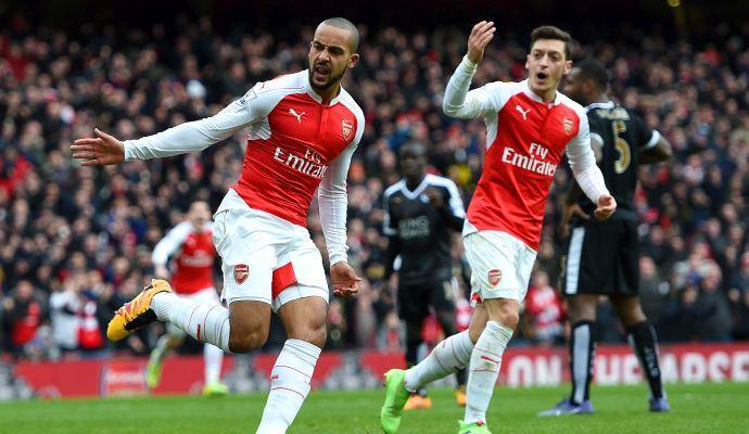 Arsenal, anche Wenger conferma che Walcott può partire