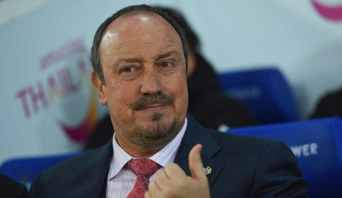 Newcastle, Benitez: 'Voglio aprire un ciclo qui'