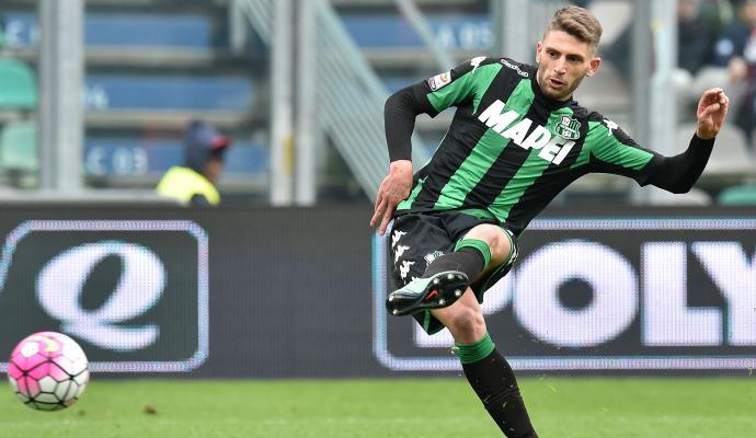 Tris d'assi per l'Inter: c'è anche Berardi