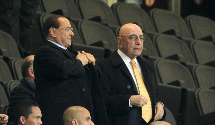 Berlusconi e Galliani, come scadere nel patetico!