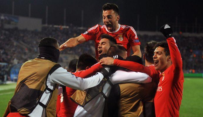 Benfica, occhi su un talento croato