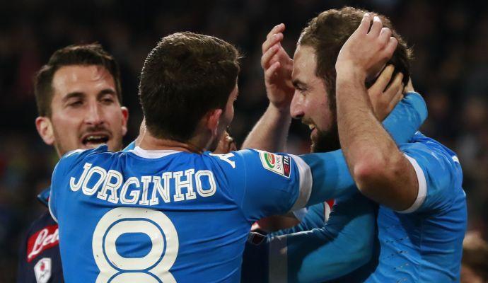 Napoli, ag. Jorginho: '5 partite per conquistare Conte'