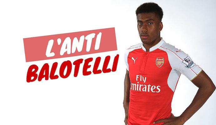 L'Arsenal si gode Iwobi, il nipote di Okocha già rimpianto dall'Inghilterra