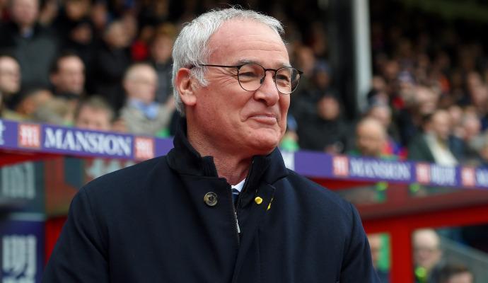 Leicester: Ranieri a Londra con Mahrez, Vardy e Kanté. L'algerino 'Player of the Year'