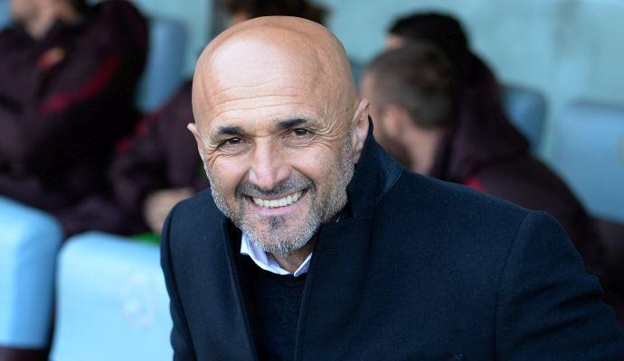 VIDEO Roma, Spalletti: 'Dzeko soffre i dualismi'