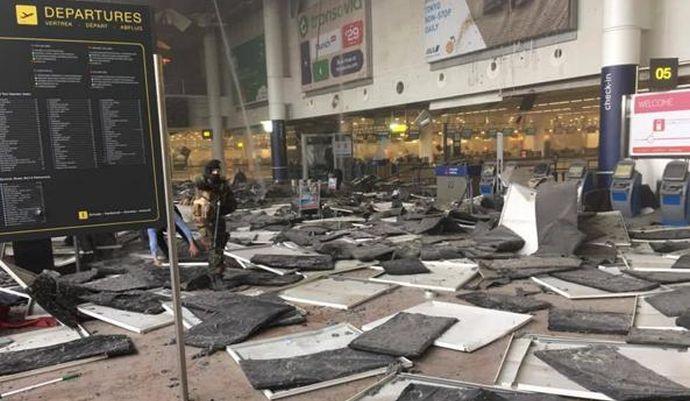 TERRORE A BRUXELLES: 31 MORTI. EUROPEI A RISCHIO PORTE CHIUSE