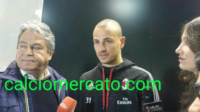 Milan: dubbio De Sciglio, torna Antonelli