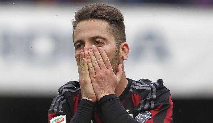 Milan, Bertolacci: 'Le critiche non mi importano. Servono più fatti e meno parole'