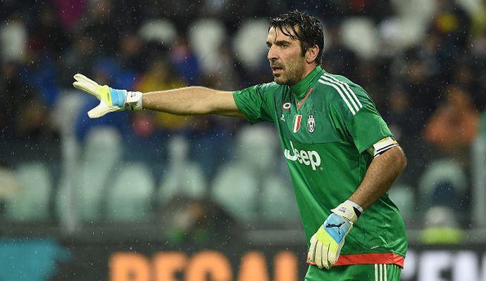 Buffon: 'Juve, gioco altri due anni'