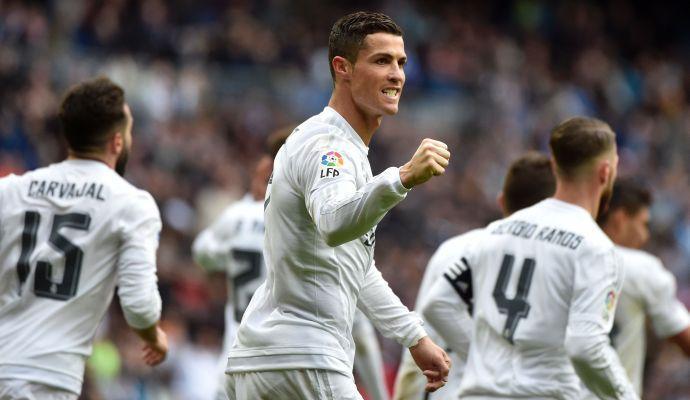 Real Madrid: prove di rinnovo con Ronaldo