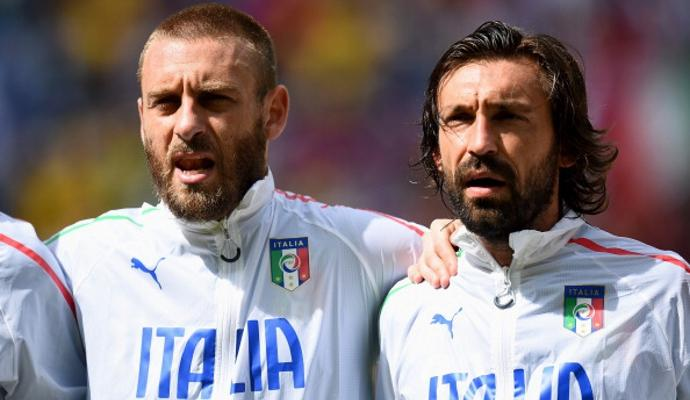 Pirlo sul Milan: 'C'è un progetto, serve tempo. Su Montella...'