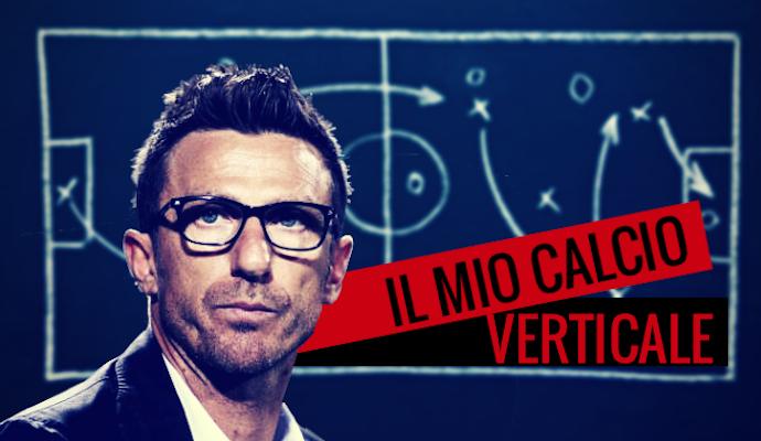 Milan, Di Francesco: 'Ecco il mio calcio'