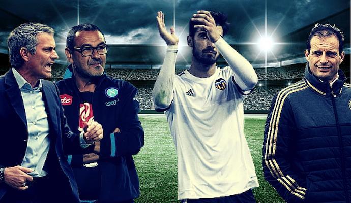 Gomes tra Juve e Napoli: arriva l'agente