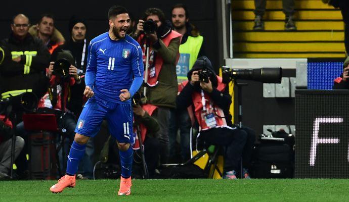 Napolimania: Insigne resta l'unico top player italiano, nonostante Ventura...