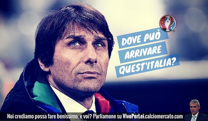 Ma agli Europei questa piccola Italia può fare bene: noi ci crediamo, e voi?