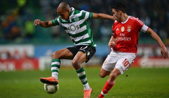 Manchester United: occhi su due dello Sporting Lisbona