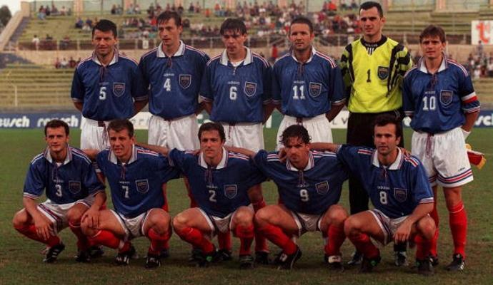 La Jugoslavia anni '90: il dream team che non è mai stato
