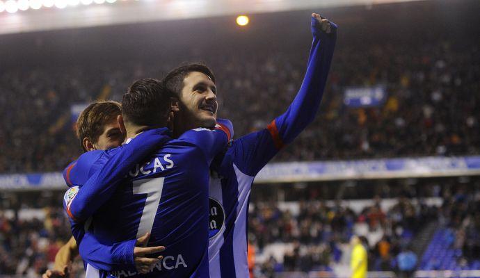 Deportivo, trattativa con il Liverpool per Luis Alberto