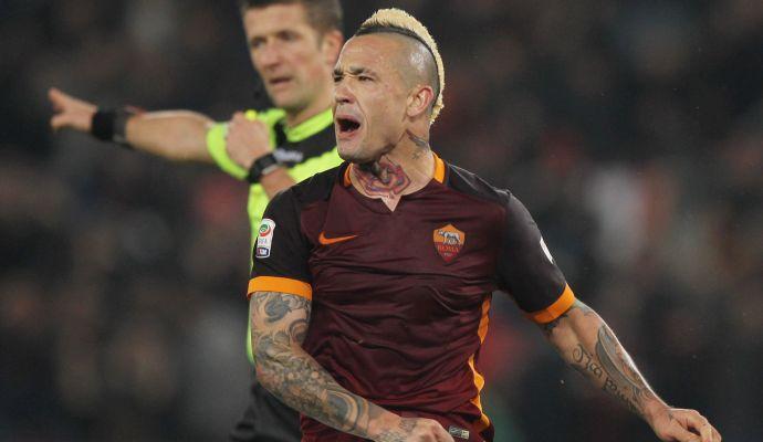 Roma, Nainggolan: 'Mai alla Juventus'