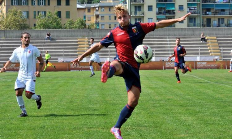 Genoa, Panico il predestinato trascina il Cesena in Coppa Italia