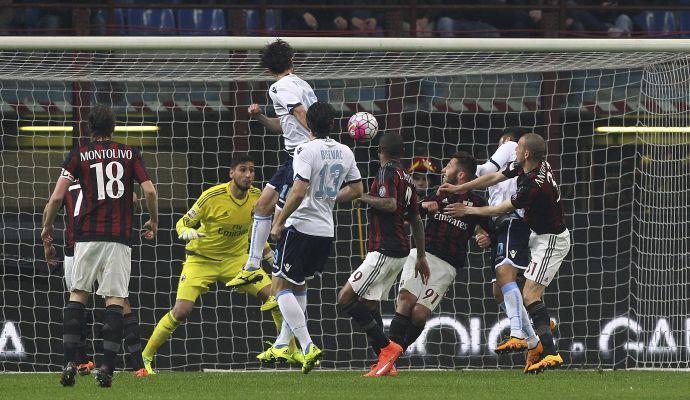 Lazio: Parolo in dubbio per la Sampdoria