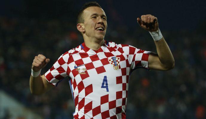 Croazia, i convocati per il playoff: ci sono Perisic, Mandzukic e Kalinic. Brozovic fra le riserve