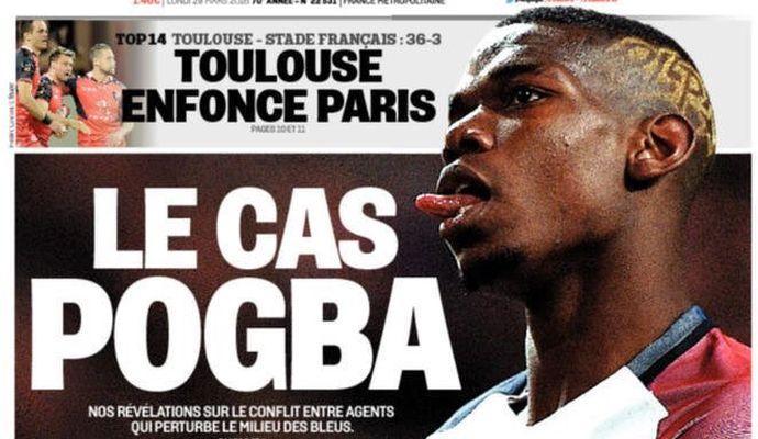 Francia: nasce il caso Pogba