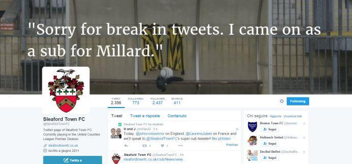 Momenti Di Gioia, calciatore e social manager: 'Scusate, ora devo entrare!'