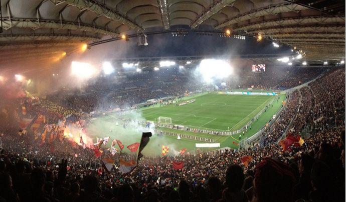 Roma-Napoli ad alta tensione: trasferta vietata, niente raduni, stadio blindato