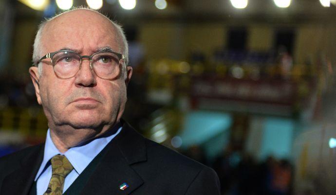 Tavecchio: 'Che offerte per i diritti tv! Giudizio positivo sul Var'. Poi attacca De Laurentiis: 'Ha la memoria corta...'