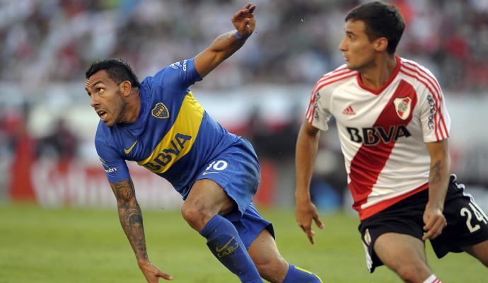 Argentina, Boca-River finisce 0-0