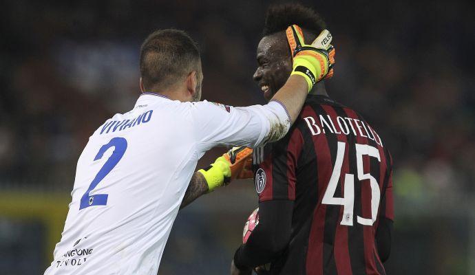 Balotelli: 'A Liverpool non torno, voglio restare al Milan'. Spunta il Monaco